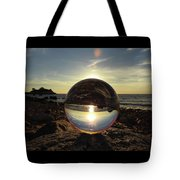 8-25-16--5717 Don't Drop The Crystal Ball, Crystal Ball Photography Tote Bag