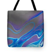 Abstract Colours Tote Bag