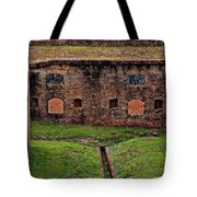 Advanced Redoubt Tote Bag