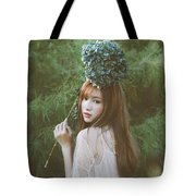 Asian Tote Bag