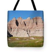 Badlands National Park South Dakota Tote Bag