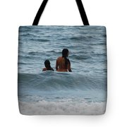 Brazilian Beauty Tote Bag