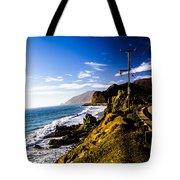 Ca Beach Tote Bag