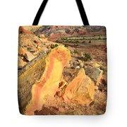 Capitol Reef Scenic Drive Tote Bag