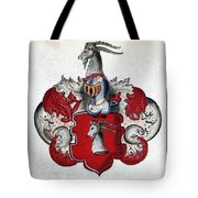 Coat Of Arms. Tote Bag