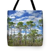 8- Cypress Sky Tote Bag