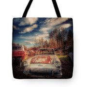 Derelict Transport Tote Bag