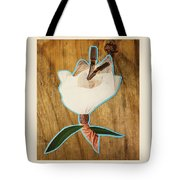 Fashion Fleurward  Tote Bag