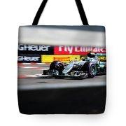 Formula 1 Monaco Grand Prix 2016 Tote Bag