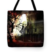 8 Ghosts Tote Bag