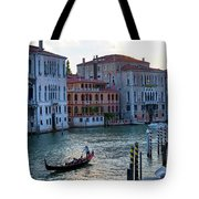 Gondola, Canals Of Venice, Italy Tote Bag