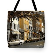 Greenwich Avenue Tote Bag