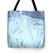 8. Ice Patterns, Whitfield Tote Bag