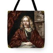 Johannes Hevelius, Polish Astronomer Tote Bag