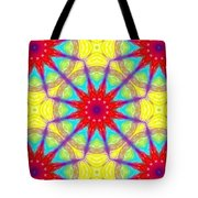 Kaleidoscope 4 Tote Bag