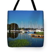 Lake Guntersville Alabama Tote Bag