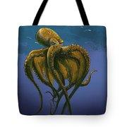 8 Legs Of The Sea Tote Bag