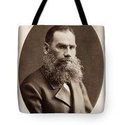 Leo Tolstoy (1828-1910) Tote Bag