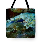 Lettuce Sea Slug Tote Bag