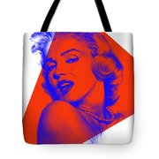 Marilyn Monroe Collection Tote Bag