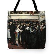Masked Ball At The Opera Tote Bag