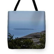 Mountain's View Tote Bag