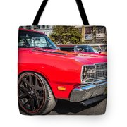 Sf Low Riders Tote Bag