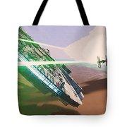 Star Wars Old Art Tote Bag