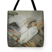 Still Racing After 400 Yrs Album Tote Bag