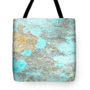 Stone Background Tote Bag