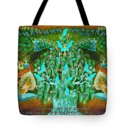 Sukkot- Prayer In The Sukkah Tote Bag