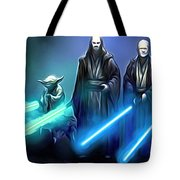 The Star Wars Poster Tote Bag