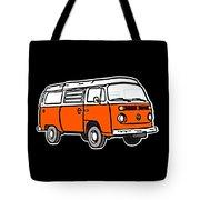 Volkswagen Tote Bag