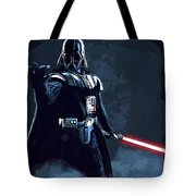Wars Star Art Tote Bag
