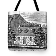 Washington: Headquarters, Tote Bag