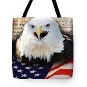 We The People. Tote Bag