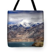 Xinjiang Province China Tote Bag