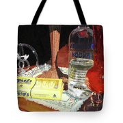 80 Proof Tote Bag