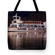 Scotland United Kingdom Uk Tote Bag