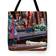 Classic Wooden Runabouts Tote Bag