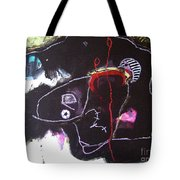 Abstract Expressionsim Art Tote Bag