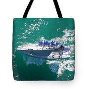 Key West Race Week Tote Bag