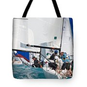 Key West Race Week Tote Bag