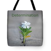 88- Determination Tote Bag