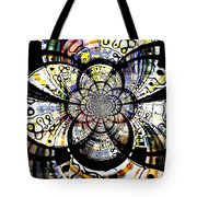 88 Tote Bag by Donna Bentley