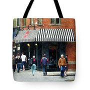 8th Ave. And W 22nd Street Chelsea Tote Bag