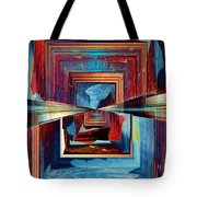 8th Ave Window Tote Bag