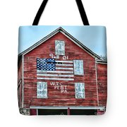 9 11 Tribute Tote Bag
