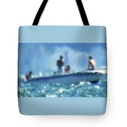 9-5-15--# 1 Don't Drop The Crystal Ball  Tote Bag