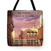 Aguilera Tote Bag